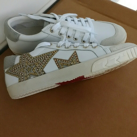 Ash Shoes | Magic Star Trainers Size 7